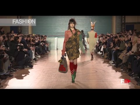 VIVIENNE WESTWOOD Menswear Collection Fall Winter 2017 18 London by Fashion Channel