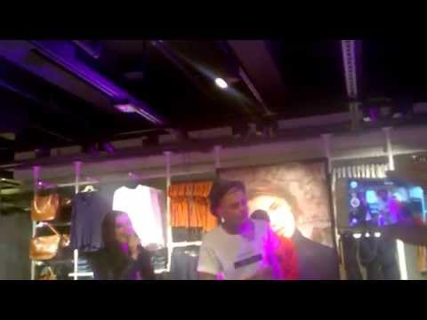Mikael Gabriel Feat Diandra-Viimeisen kerran live Forum Helsinki 3.9.2015
