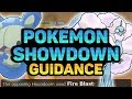 Pokemon Showdown Guidance [UU] | Arsch in Blase