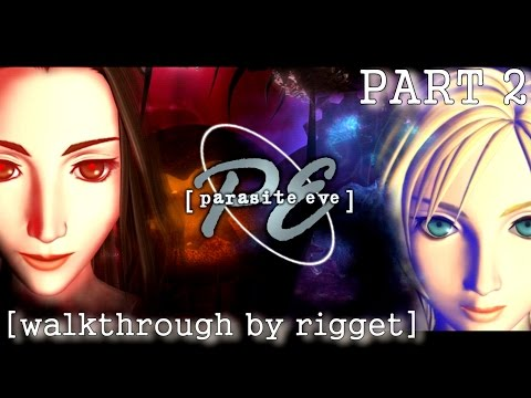 Parasite Eve: The 3rd Birthday ✓