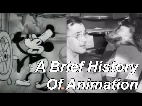 the history of animation Elbert tuganov founds puppet animation division after his staff grew to 20, it was decided that puppets would make their way into his studio he made a number of.