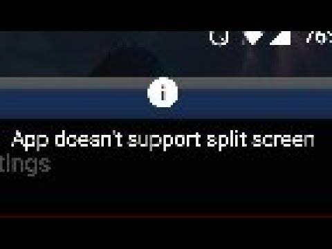 How To Split Screen ANY Application! SNAPCHAT! INSTAGRAM! GAMES!
