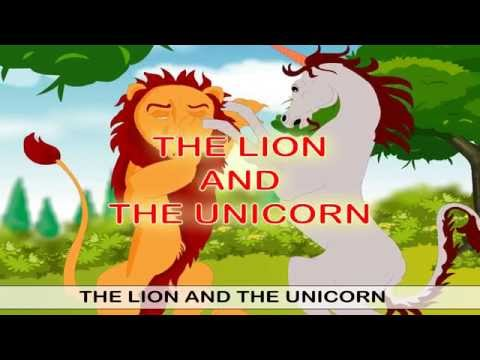 The Lion And The Unicorn | Children Rhymes | Nursery Rhymes