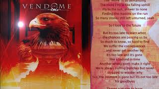 Place Vendome - Too Late - Lyric Video