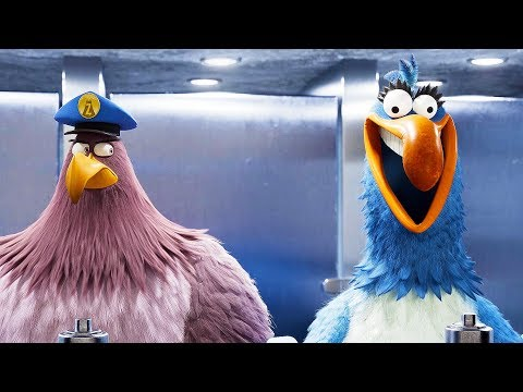 ANGRY BIRDS MOVIE 2 'Bathroom' Clip