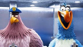 "ANGRY BIRDS MOVIE 2 ""Bathroom"" Clip"