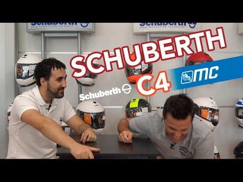 Casco Schuberth C4 - ¡Ahora puedes probarlo gratis!