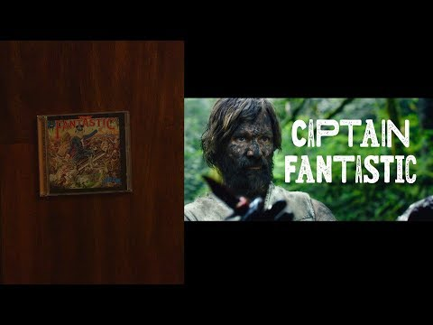 Captain Fantastic: The Unofficial Reading List