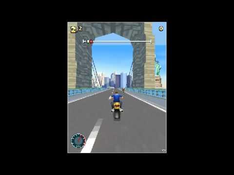 Moto Racing Fever 3D V1.2.0 Phone Game