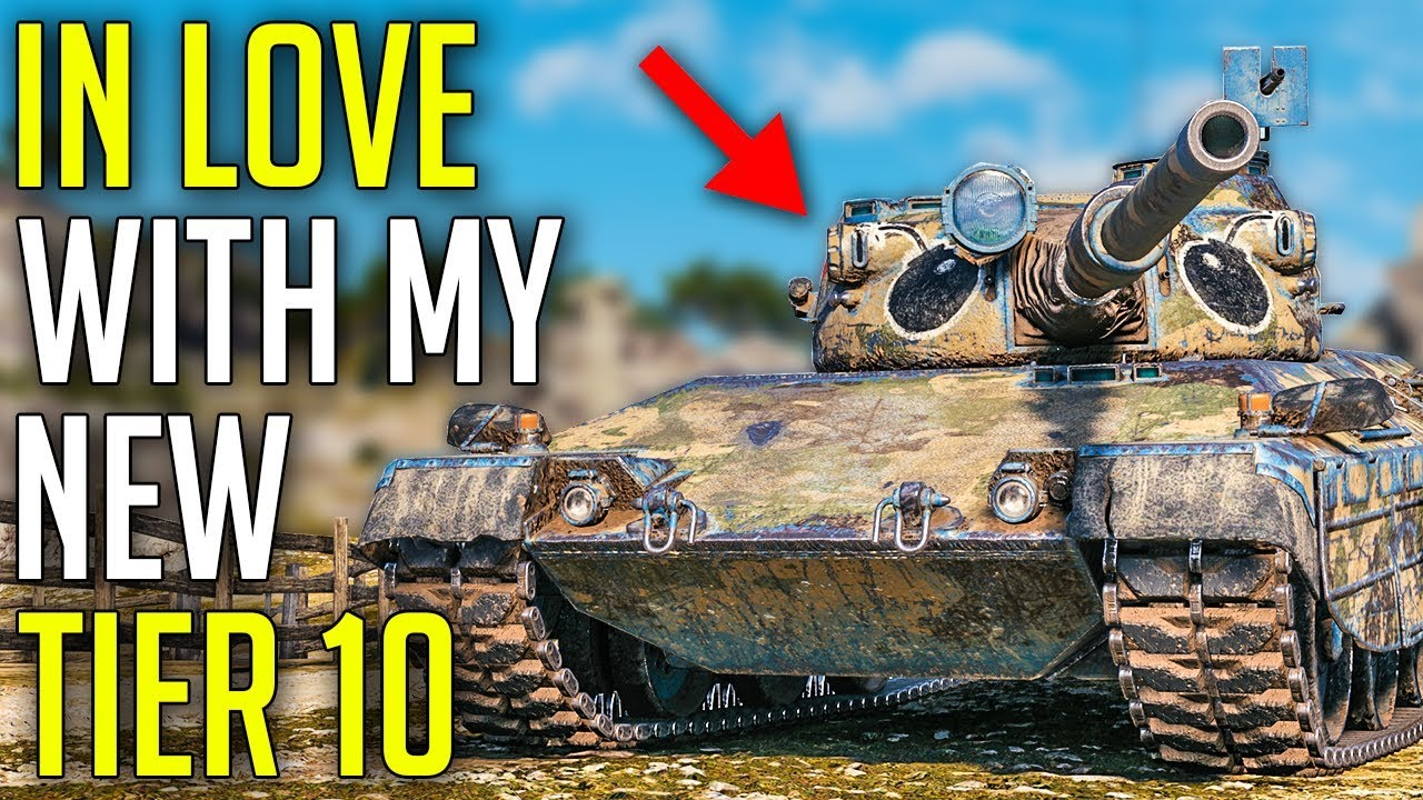New Favorite? It's Amazing Ballet Dancer! | World of Tanks: The Progetto 65