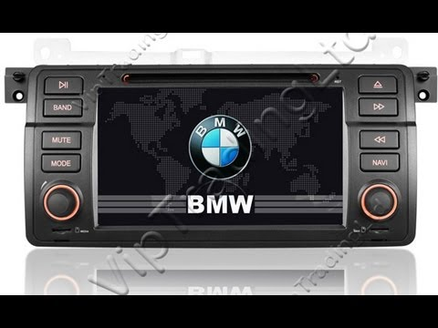 dvd gps bmw 3 series e46 1998 2006 satnav sat nav uses. Black Bedroom Furniture Sets. Home Design Ideas