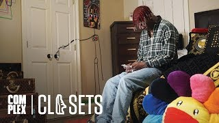 Download Lil Yachty Shows Off Over $100k Of Sneakers On Part 2 Of Complex Closets Mp3 and Videos