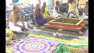 Udupi: Chandika Yaga at Mandarthi
