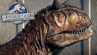 The Carnotaurus Paddock!!! - Jurassic World Evolution FULL PLAYTHROUGH | Ep48 HD