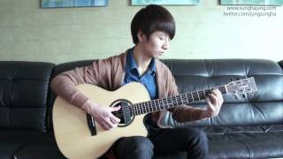 (Tamia) Officially Missing You  - Sungha Jung