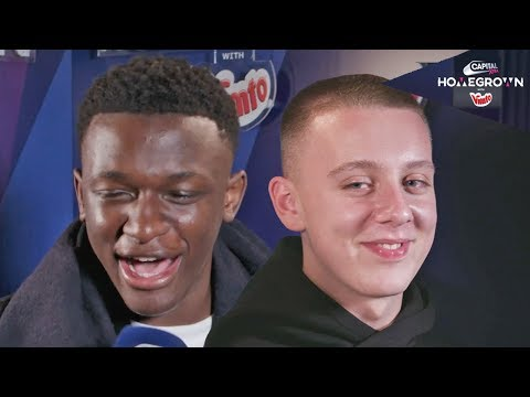 Aitch & Hardy Caprio Freestyle  Homegrown  with Vimto  Capital XTRA
