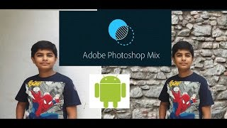 How to change background of an image in your Android smartphone(photoshop mix)