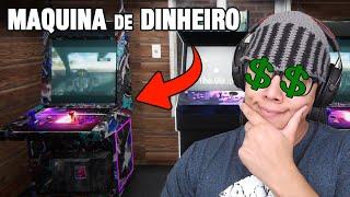 MAQUINAS de DINHEIRO - Internet Cafe Simulator