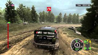 WRC: FIA World Rally Championship 2010 - Gameplay HD Maxed Out [1080p]