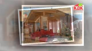 """Компания """"КДК"""" - строительство деревянных домов из клеенного бруса."""