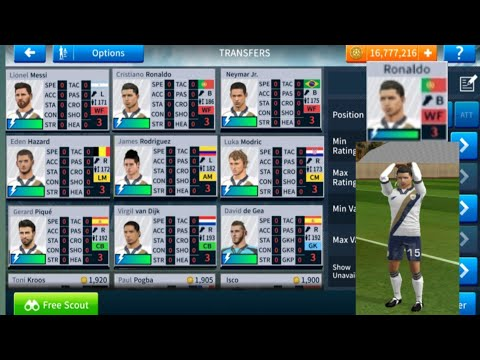 hack chỉ số cầu thủ dream league soccer 2016 - Cách để có team chỉ số 0 trong Dream League Soccer 2019