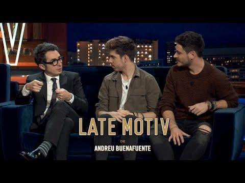 LATE MOTIV - Roi, Cepeda, Berto y Andreu. Cepoi y Buenamero    #LateMotiv334