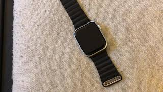 Magnetic generic Apple Watch Band review