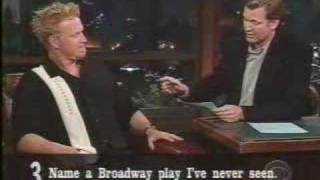 Jake Busey - [Mar-2001] - interview
