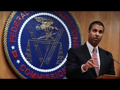 Senate votes to overturn FCC decision on net neutrality