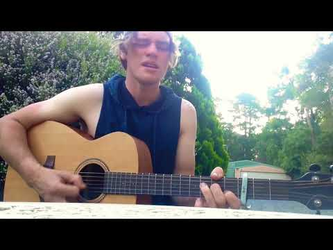 Emotional cover of Sam Smith - Too good at goodbyes (while getting eaten by mosquitoes -Chris Wade)