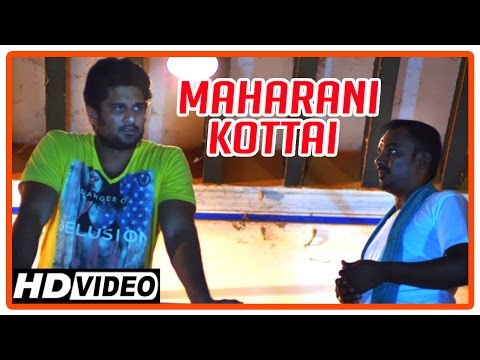 Maharani Kottai Tamil Movie | Scenes | Servant Asks Richard To Leave The House | Aani Princy