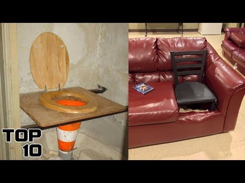 Top 10 Dumbest DIY Fails