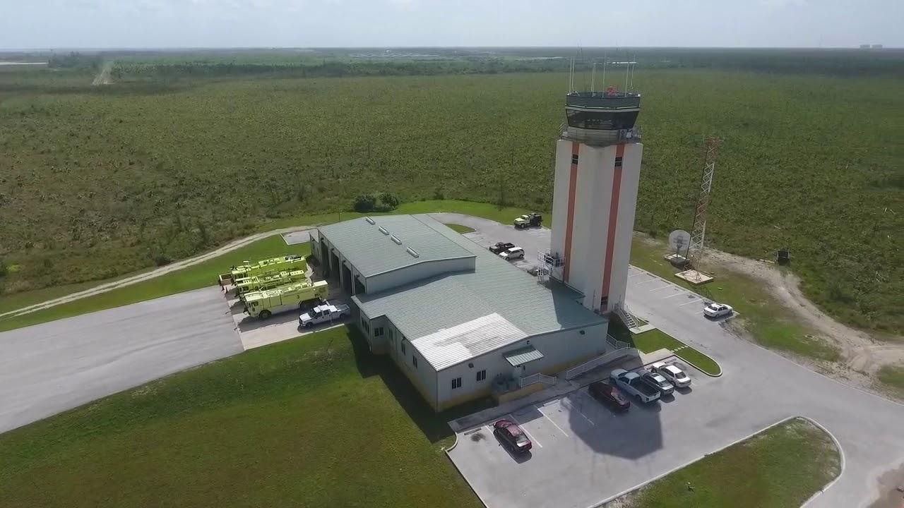 Grand Bahama International Airport — Freeport Container Port