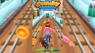Subway Princess Runner -  An endless running game