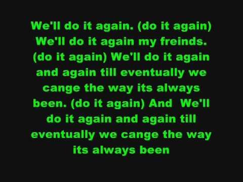big bad world (with lyrics)