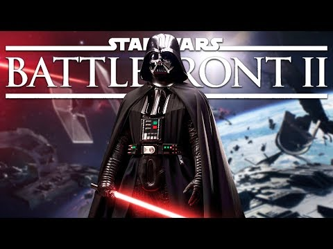 STAR WARS BATTLEFRONT 2 BETA MULTIPLAYER GAMEPLAY!!