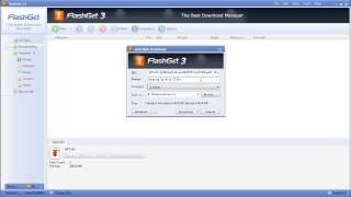 Cara Download Video Menggunakan FlashGet Resources Detector