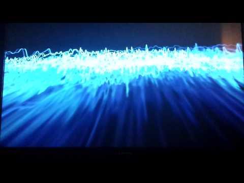 Kodi/XBMC music: ProjectM (Milkdrop) for Android