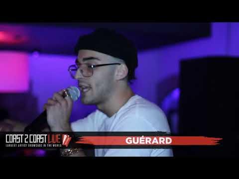 Guérard Performs at Coast 2 Coast LIVE | Chicago Edition 8/16/17