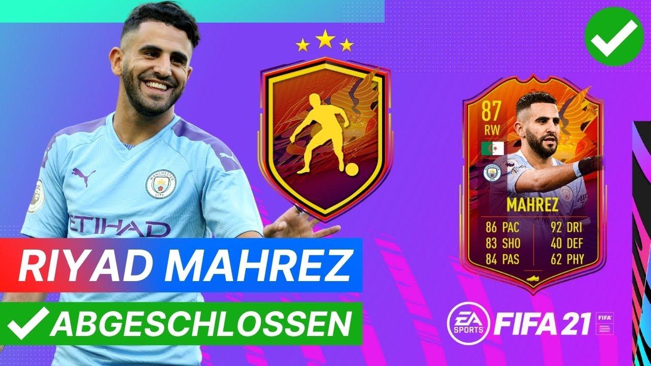 HEADLINER: RIYAD MAHREZ 87 🔥 Günstige SBC Lösung ohne Loyalität | FIFA 21  Ultimate Team - YouTube