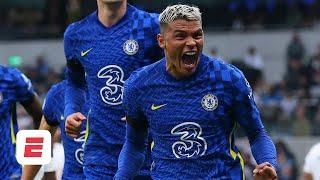 'A Thiago Silva MASTER CLASS!' Did Silva have his best Chelsea game vs. Spurs?   ESPN FC