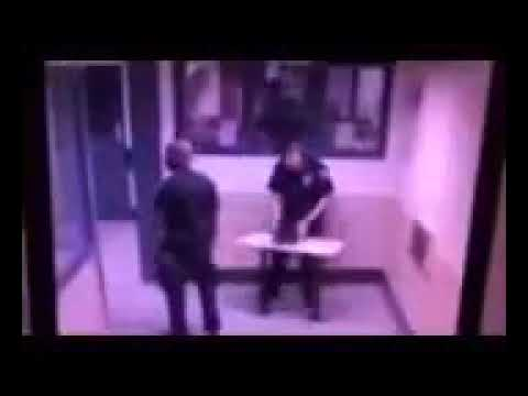Raw video of inmates on Rikers Island (NYC) attacking a guard.