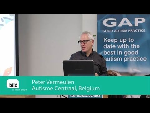 Peter Vermeulen at Good Autism Practice Conference 2014