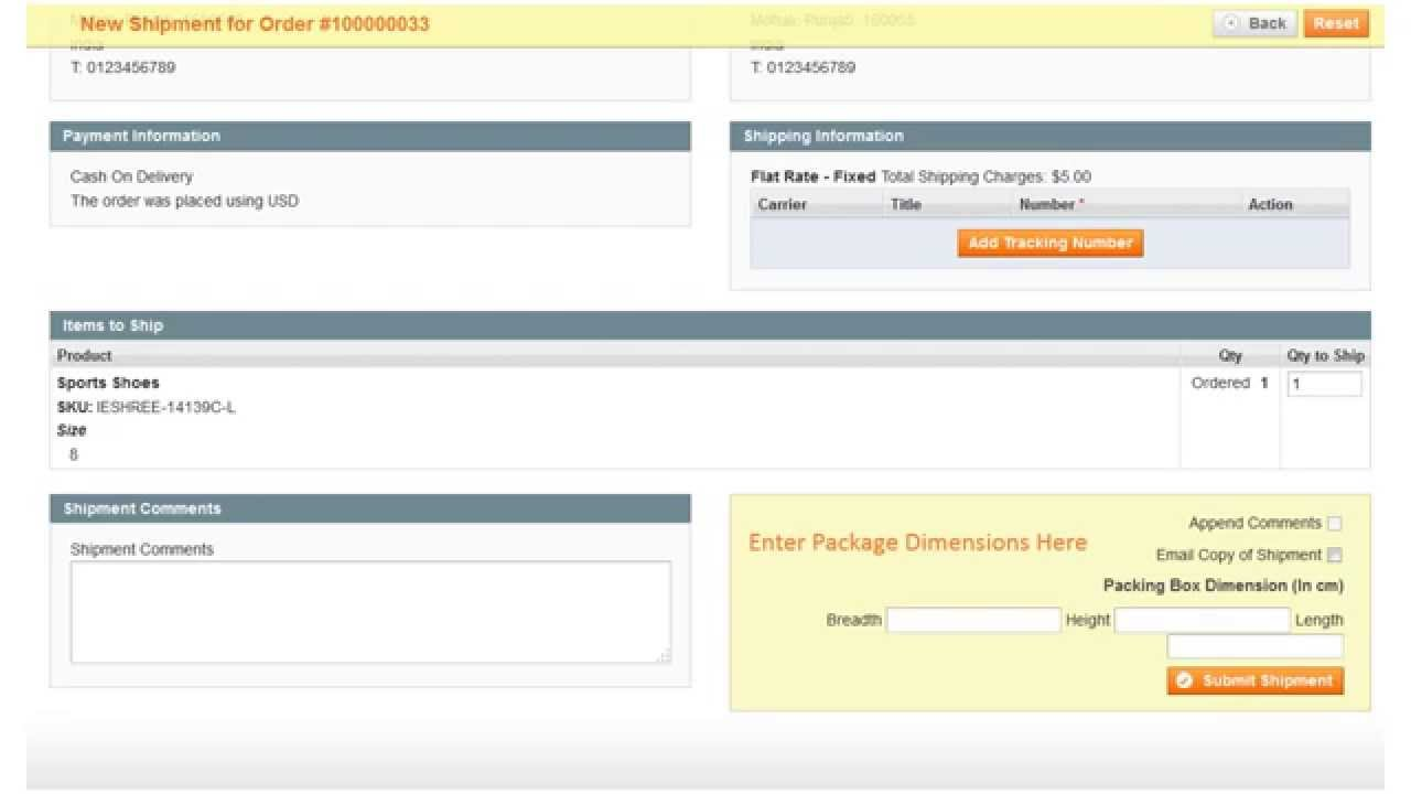 Blue Dart Shipping Integration Magento Extension