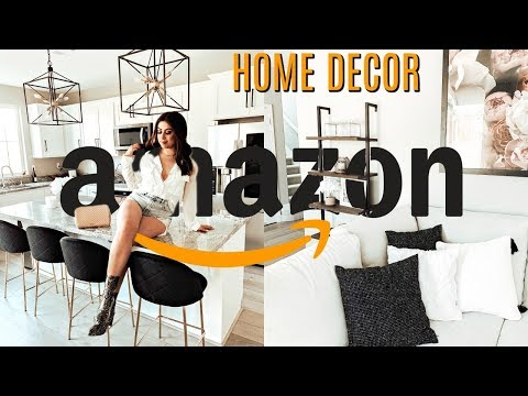 AMAZON Home DECOR Furniture & Essentials 2019