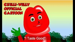 Official Chilli Willy Cartoon About The World's Rudest Pepper You Can Grow And Eat