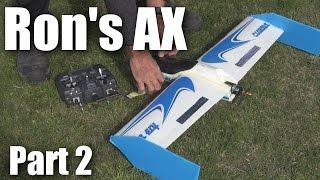 Tail-less AXN, an epic fail and crash (again)