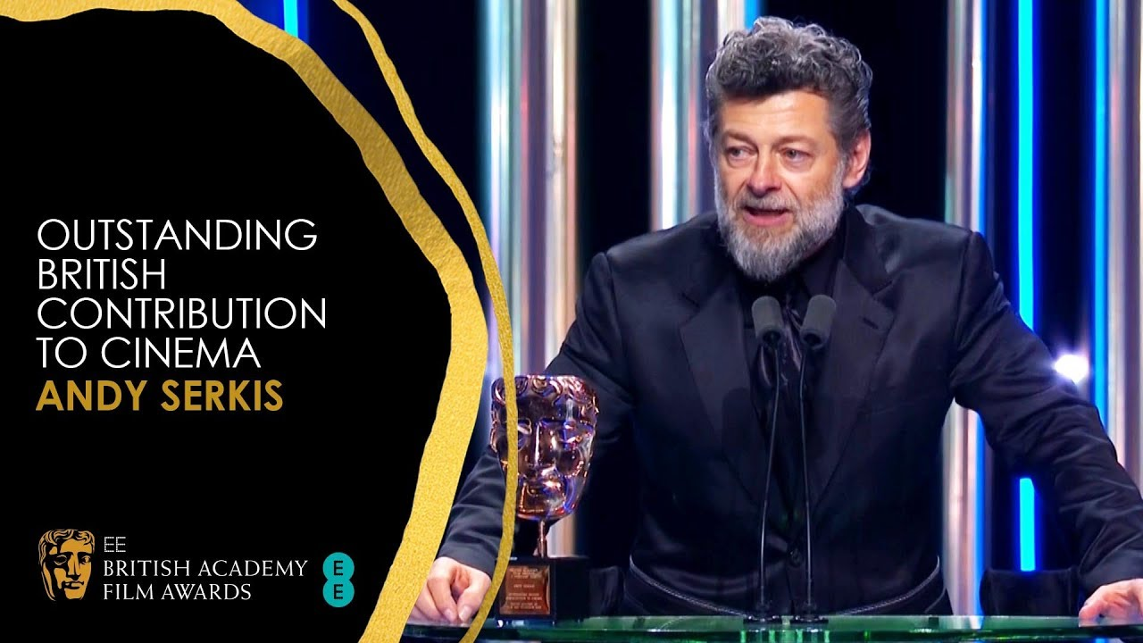 Download Ian McKellen Presents Andy Serkis with Outstanding British Contribution to Cinema | EE BAFTA Film