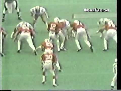 1983 Nebraskas Irving Fryar 54 yards vs Colorado