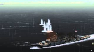 Atlantic Fleet: Battle of the Atlantic 3: Cruiser action in the Denmark Strait